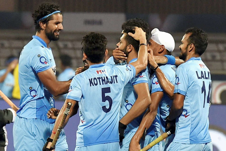 Hockey India Vs Pakistan Champions Trophy Opener On June 23