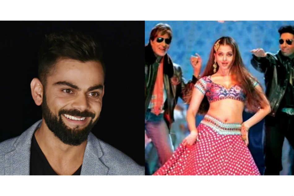 Dear Anushka Sharma Have You Seen Virat Kohli Dancing Kajra Re
