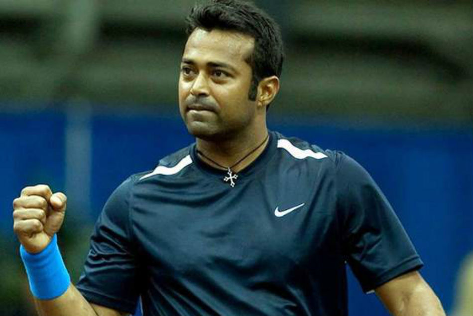 Leander Paes Returns Top 50 Indian Singles Tennis Players Slide