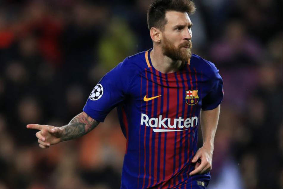 Barcelona 1 Atletico 0: Messi's 600th goal sends Barca 8 points clear in La Liga