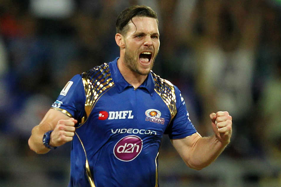 Ipl 2018 Mitchell Mcclenaghan Replaces Jason Behrendorff Mumbai Indians