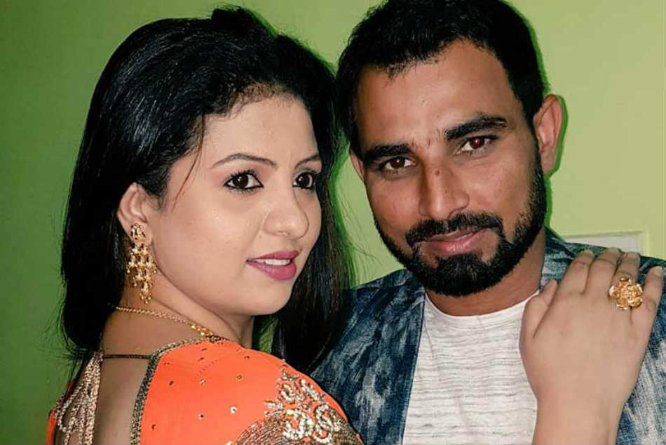 Mohammed Shami tried committing suicide, alleges wife Hasin Jahan