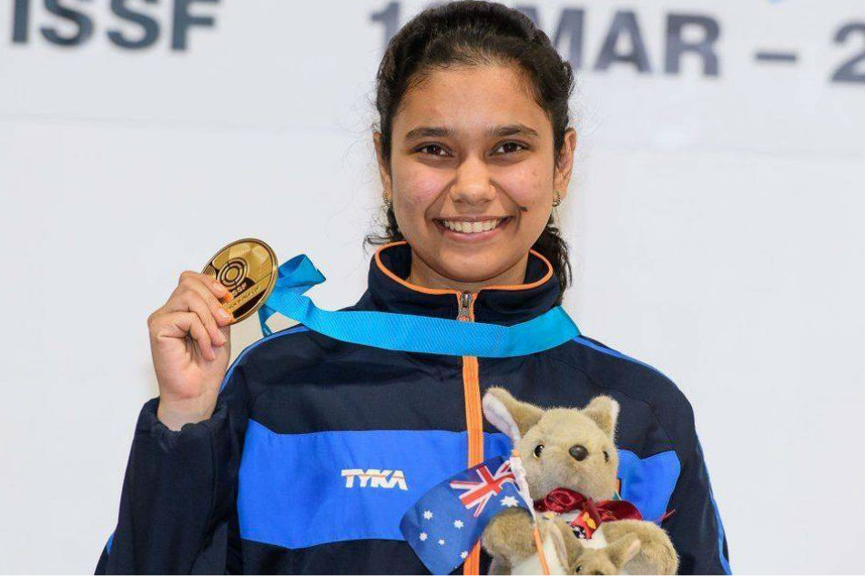 Junior Shooting World Cup Muskan Wins Gold As India Pip China At The Top