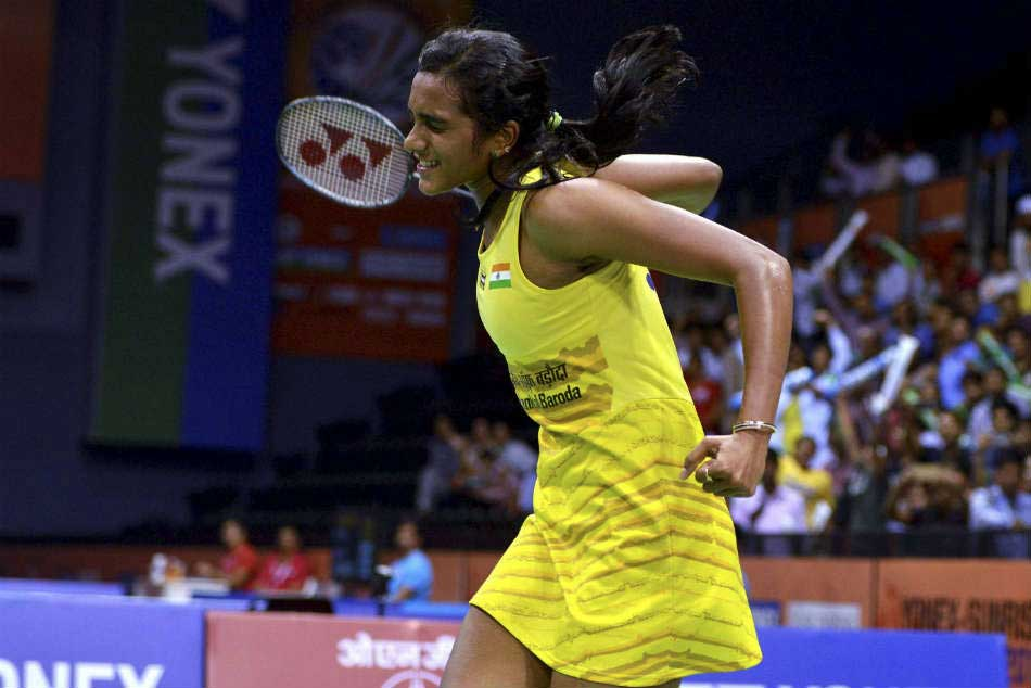 Pv Sindhu Claims Working On Improving Mental Aspect Her Game