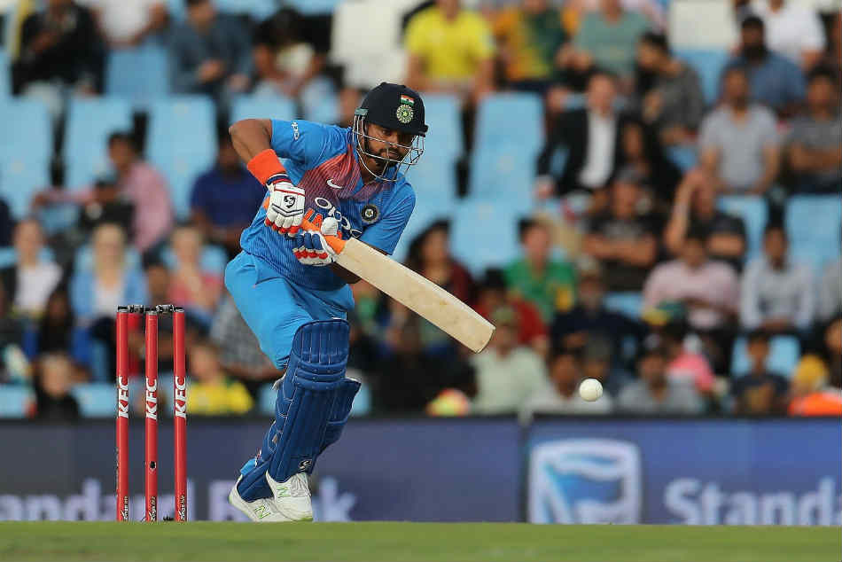 Suresh Raina becomes third Indian batsman to hit 50 sixes in T20I