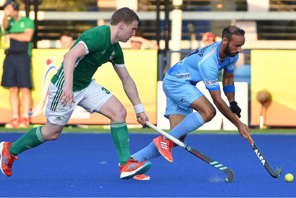 Azlan Shah Cup Hockey Ireland Stun India With 3 2 Win India Ruled Out Of Final