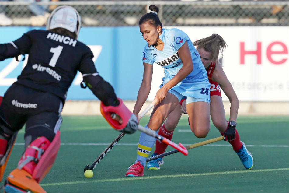 Commonwealth Games Women S Hockey Rani Leads Experienced Hands Deepika Poonam Return For India