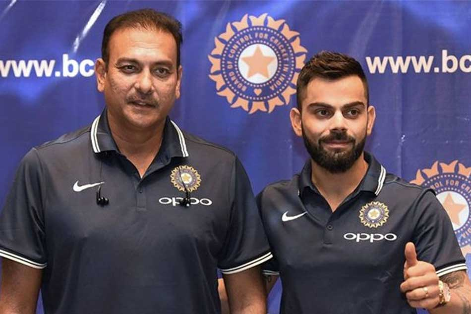 Both Virat Kohli and Ravi Shastri were aware of Shami's name missing on the contract list says BCCI