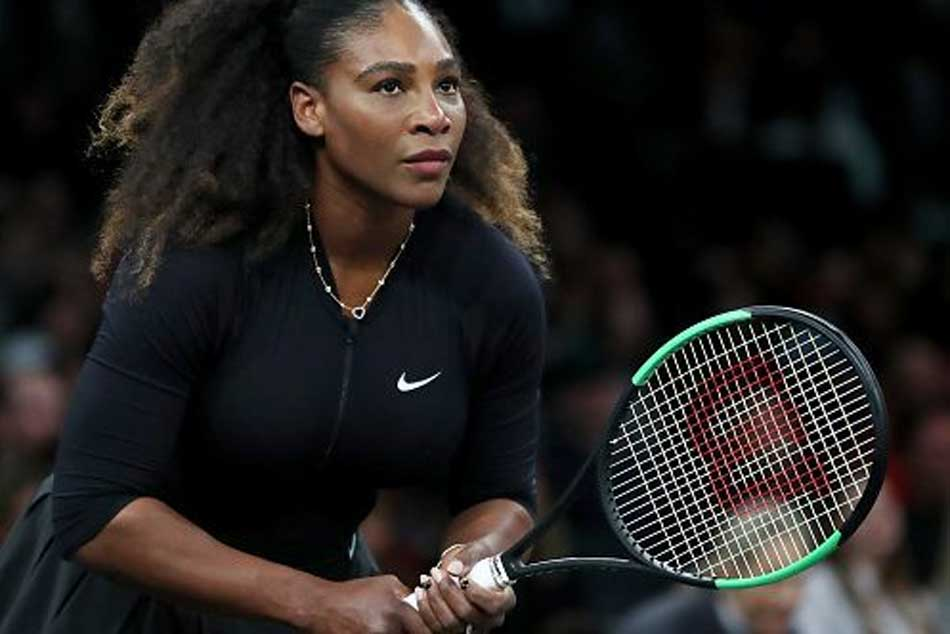 Serena Williams wins at Indian Wells in first WTA Tour match in 14 months