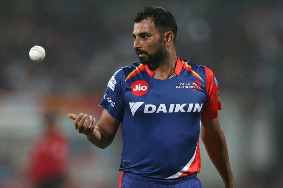 Delhi Daredevils reviewing Mohammed Shami situation ahead of IPL 2018