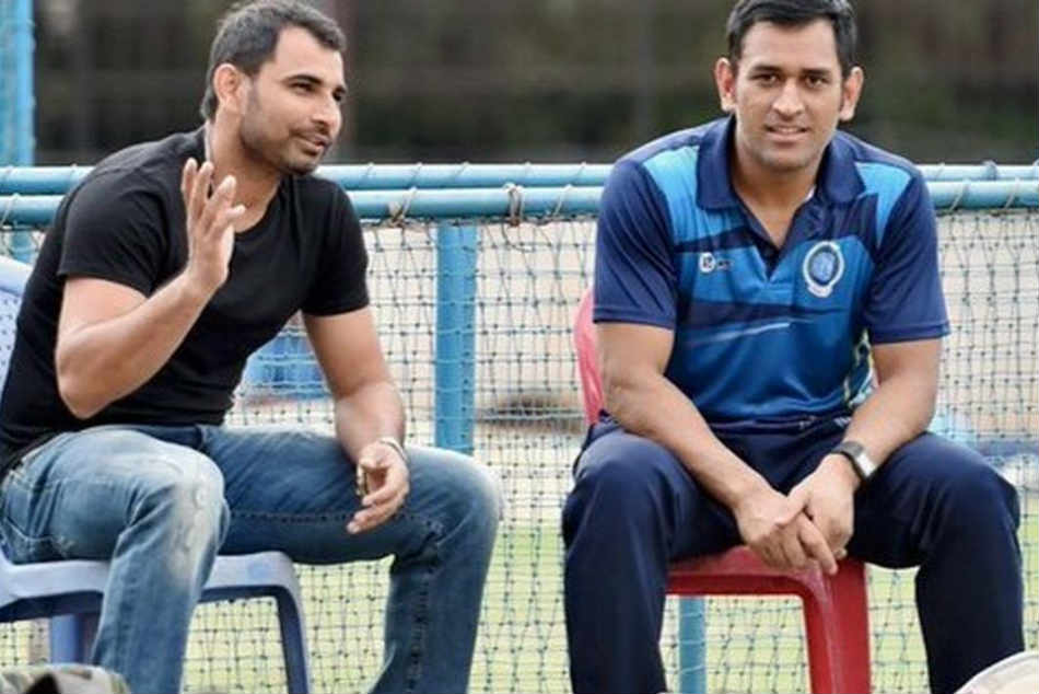 Dhoni defends Shami, speaks - is the best person, can not give the wife cheating