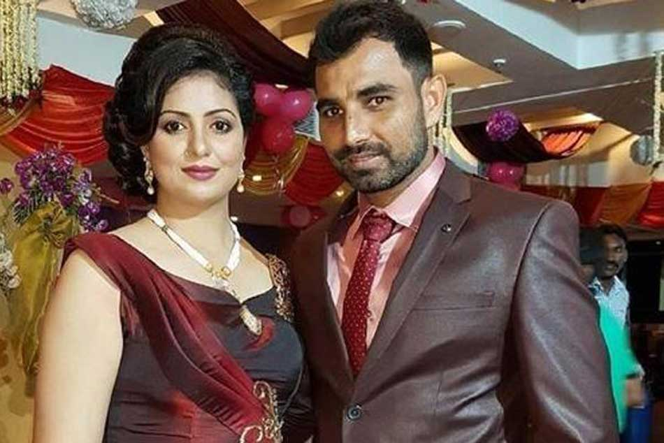 Mohammed Shami's wife accuses him of having multiple extra-marital affairs, domestic violence