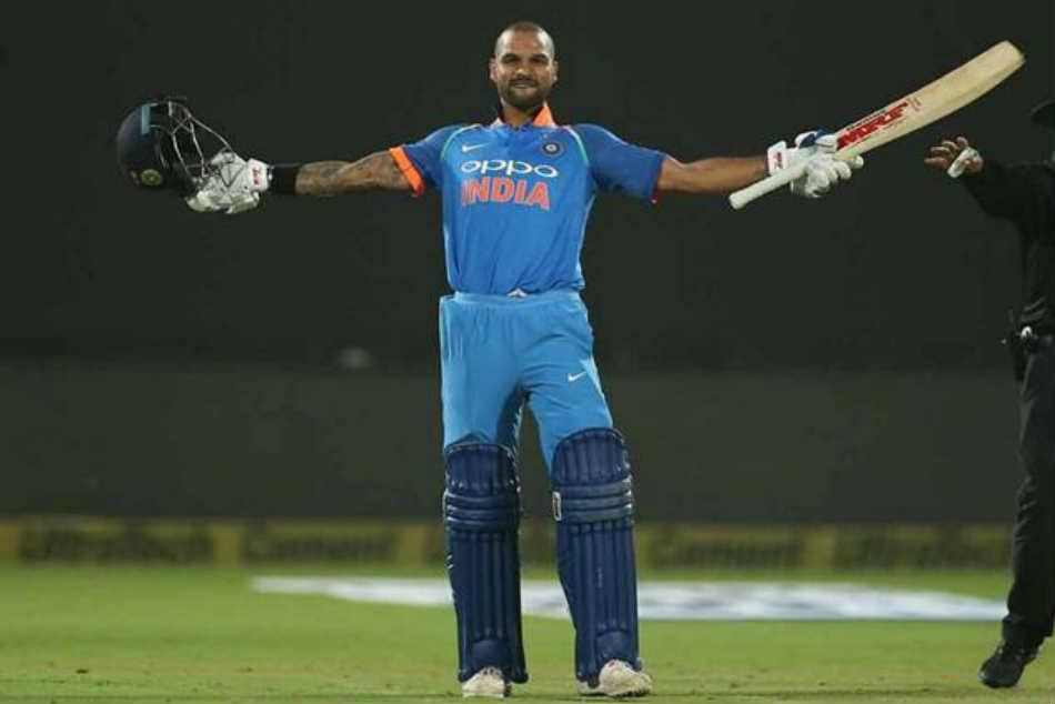 Shikhar Dhawan Registers Highest T20I Score For India In Sri Lanka
