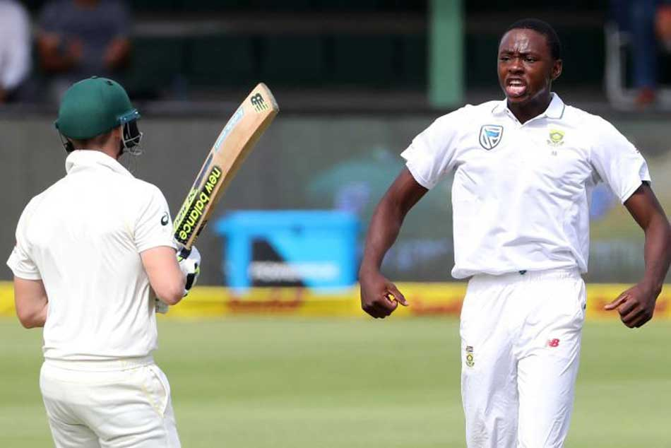 Kagiso Rabada vs Steve Smith send-off video: 'Nasty' act could get Proteas bowler banned