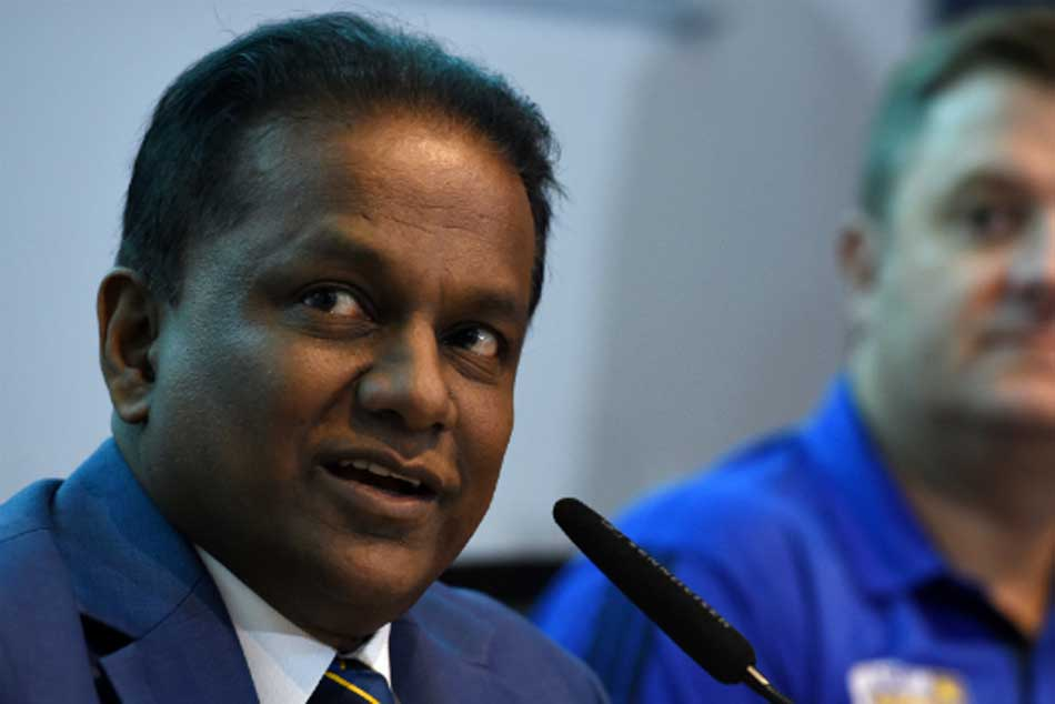 Thilanga Sumathipala wants BCCI to allow players outside the contract to play in Lanka Premier League