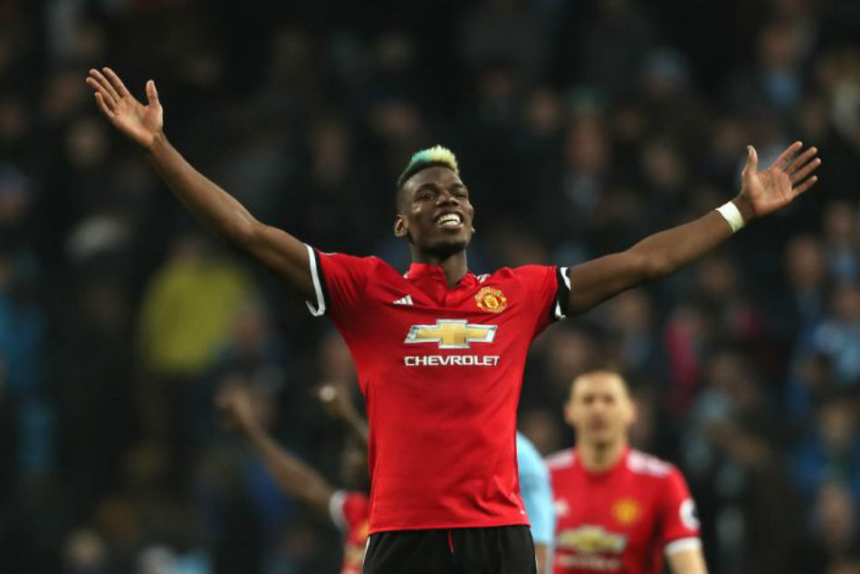 Seeing Man City win the title would be like death – Pogba