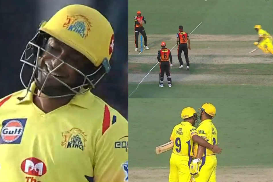 Ipl 2018 Srh Vs Csk Twitterati Laments Over Bizarre Ambati Rayudus Run Out After Blitz