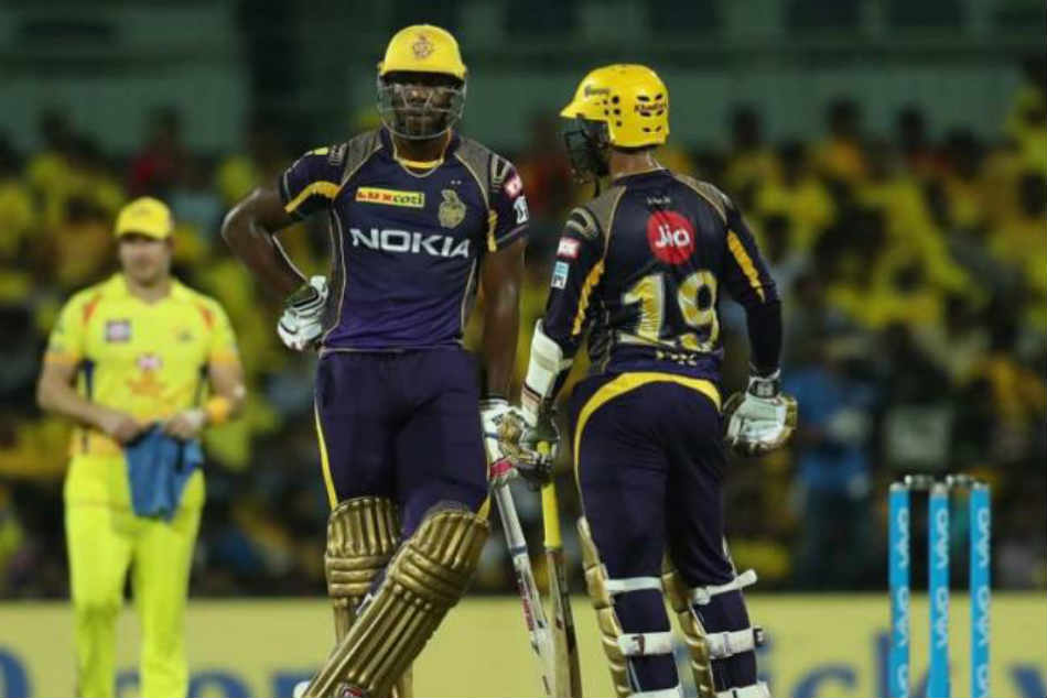 CSK pin hopes on Dhoni, Billings in 203 chase
