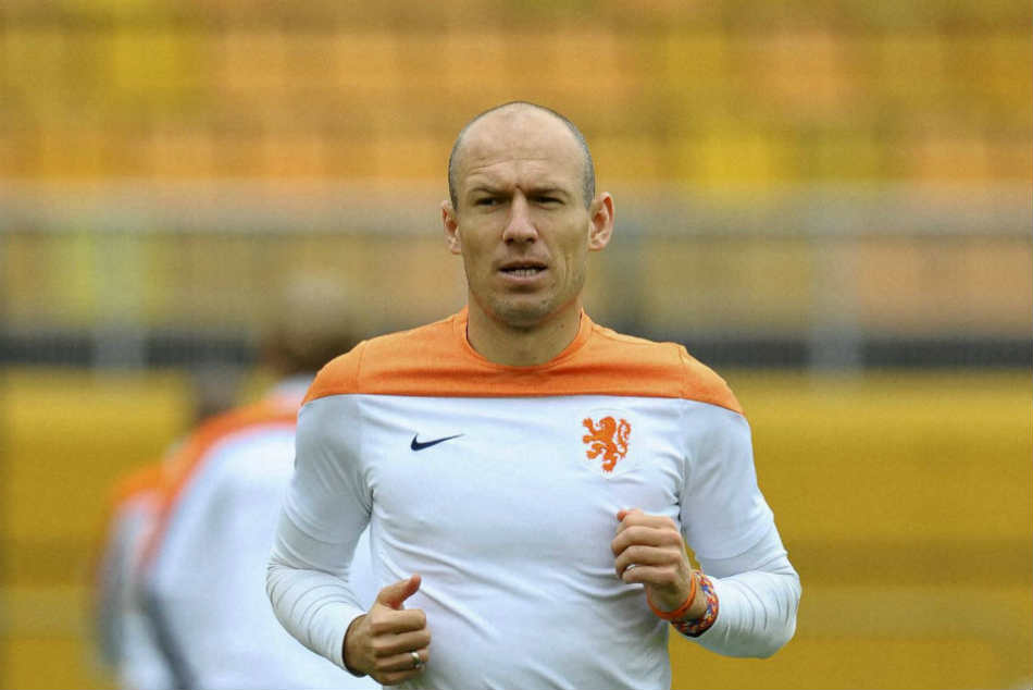 Arjen Robben opens up about desire for switch to Manchester United