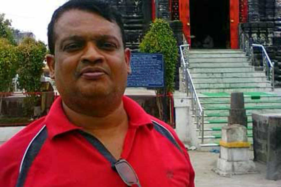 Aruna's coach Brij Kishore passes away