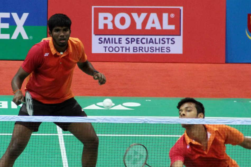Kidambi Srikanth Saina Nehwal Headline India S First Badminton Mixed Team Gold