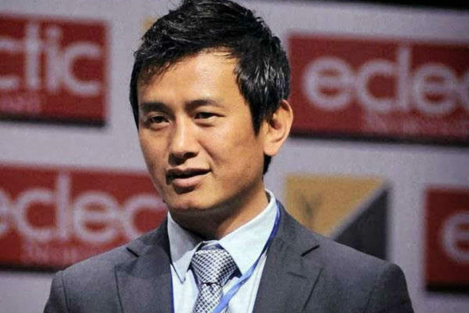 Our Aim Is Provide Feeder System Indian Football Bhaichung Bhutia