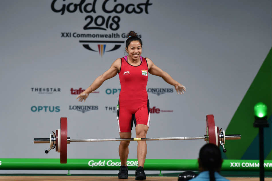 Mirabai Chanu was going for gold from first lift: Karnam Malleswari