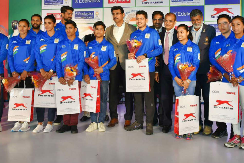 Haryana S Cwg Medalists Boycott Felicitation Function Over Dispute