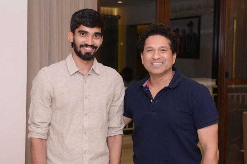 Sachin Tendulkar Told Me 2015 That I Will Become World No 1 Says Kidambi Srikanth