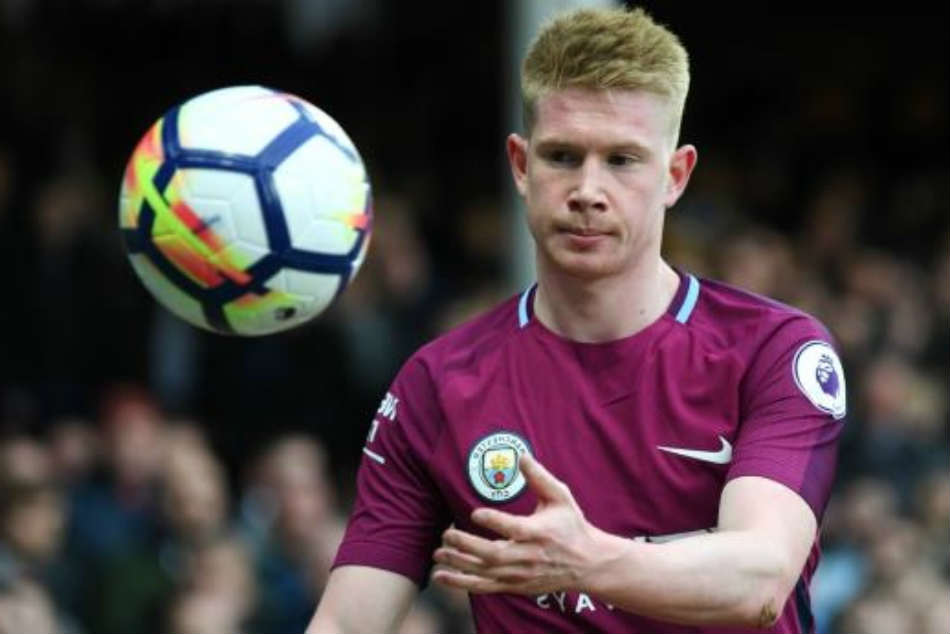 I cant be compared with Salah, says De Bruyne
