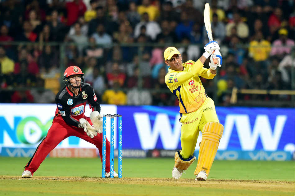 Ipl 2018 Ms Dhoni The Real Universe Boss Says Matthew Hayden