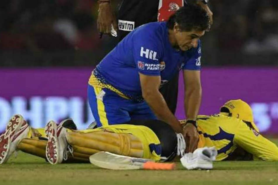 MS Dhoni, battling back pain, fails to win KXIP encounter but CSK fans arent complaining