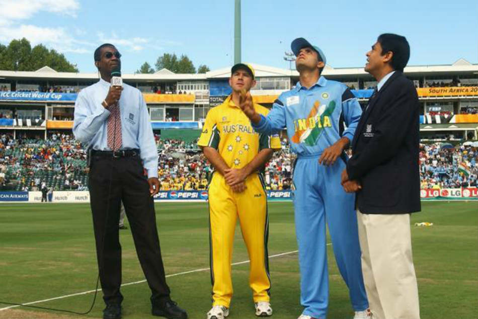 When Sourav Ganguly Trolled Ricky Ponting During Toss