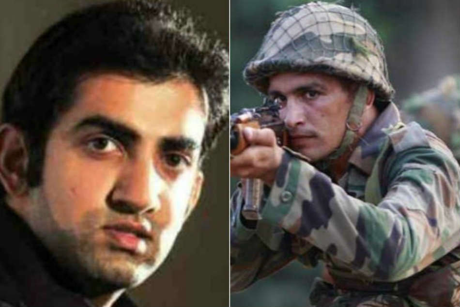 Gautam Gambhir India Should Ban Pakistanis From Industries Until Relations