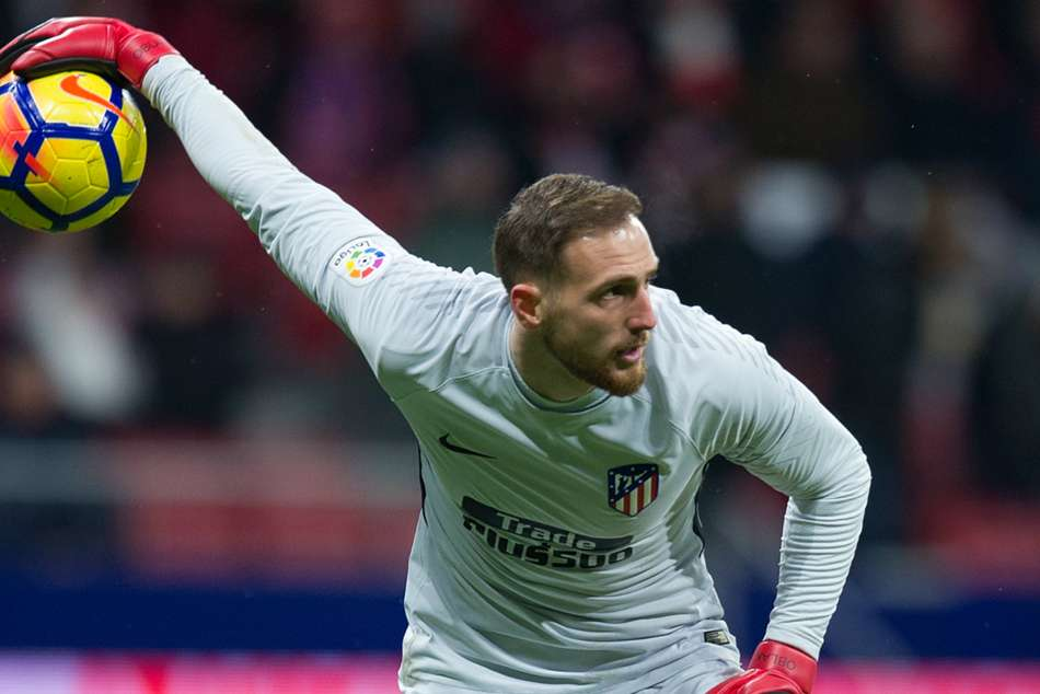 Koke I Would Give Oblak Blank Cheque Stay At Atletico