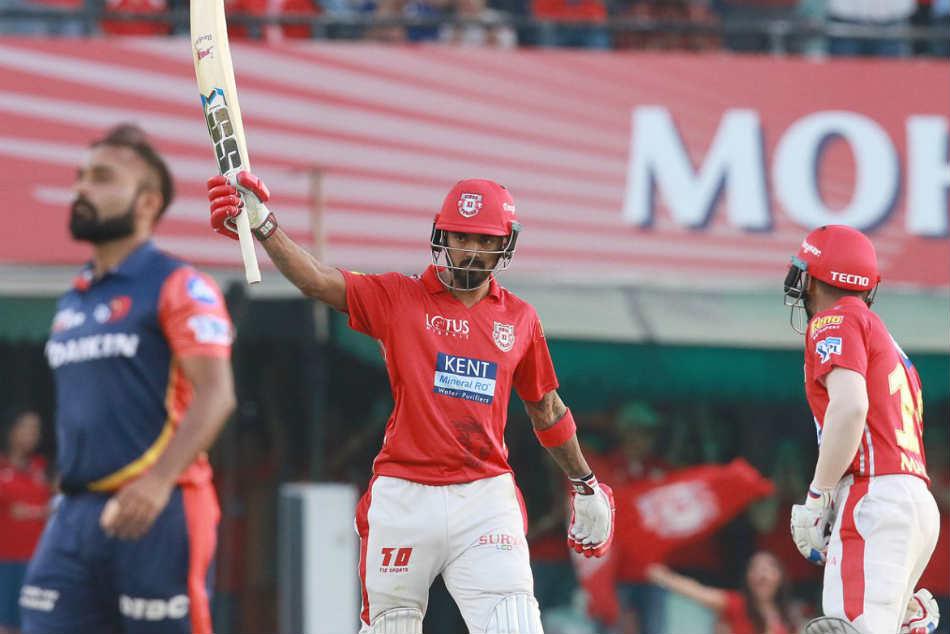 Ipl 2018 Kl Rahul Slams Fastest Ever Ipl Fifty