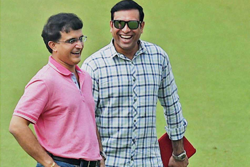 When Sourav Ganguly Took His Shirt Off At Lord S Vvs Laxman Tried To Pull Down