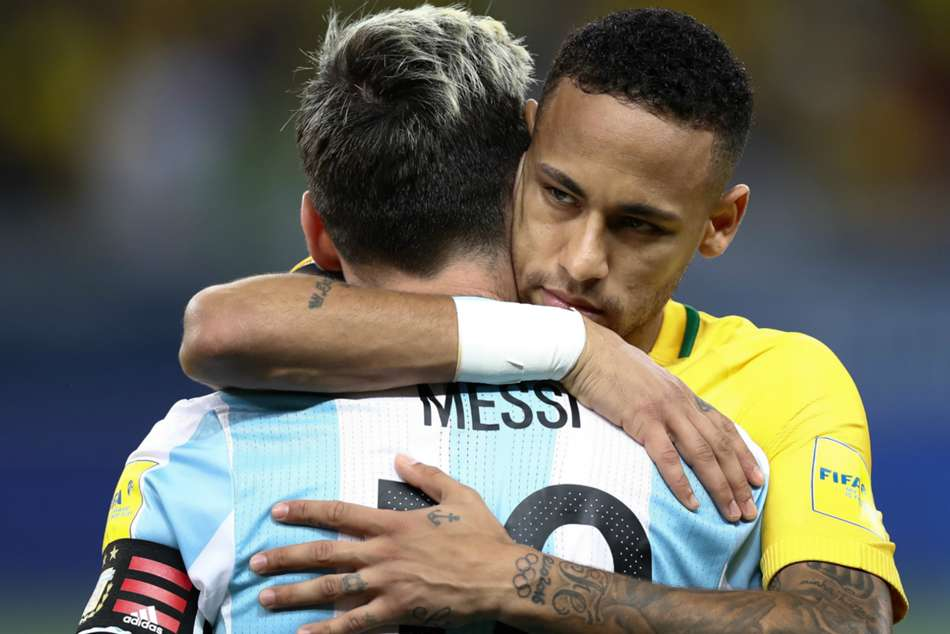 Surely not Messi to PSG? Neymar teases big announcement