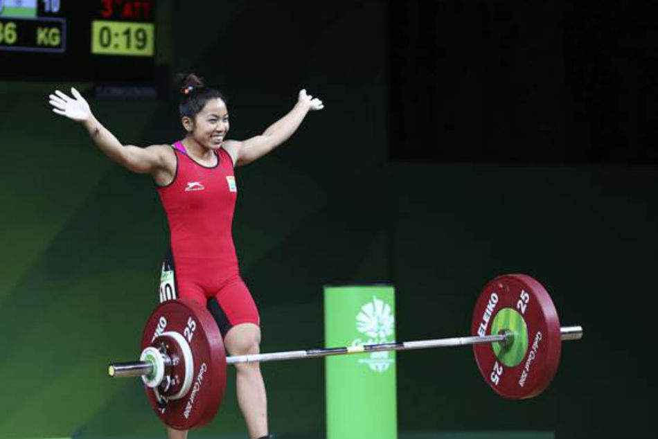 CWG 2018: Mirabai Chanu sets CWG record to clinch first gold medal for India