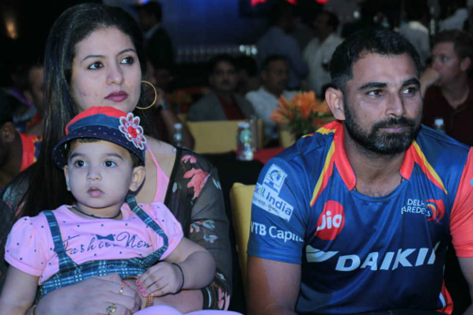 Hasin Jahan seeks Rs 10 lakh per month compensation from Mohammad Shami