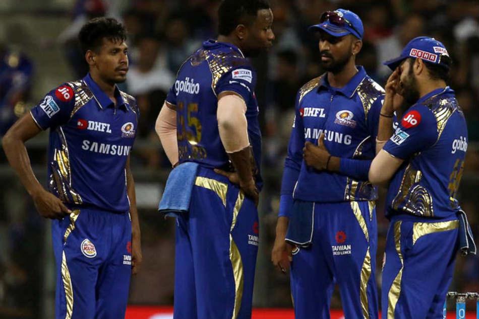 Ipl 2018 Hyderabad Defend 118 Mumbai Slump 5th Loss Season