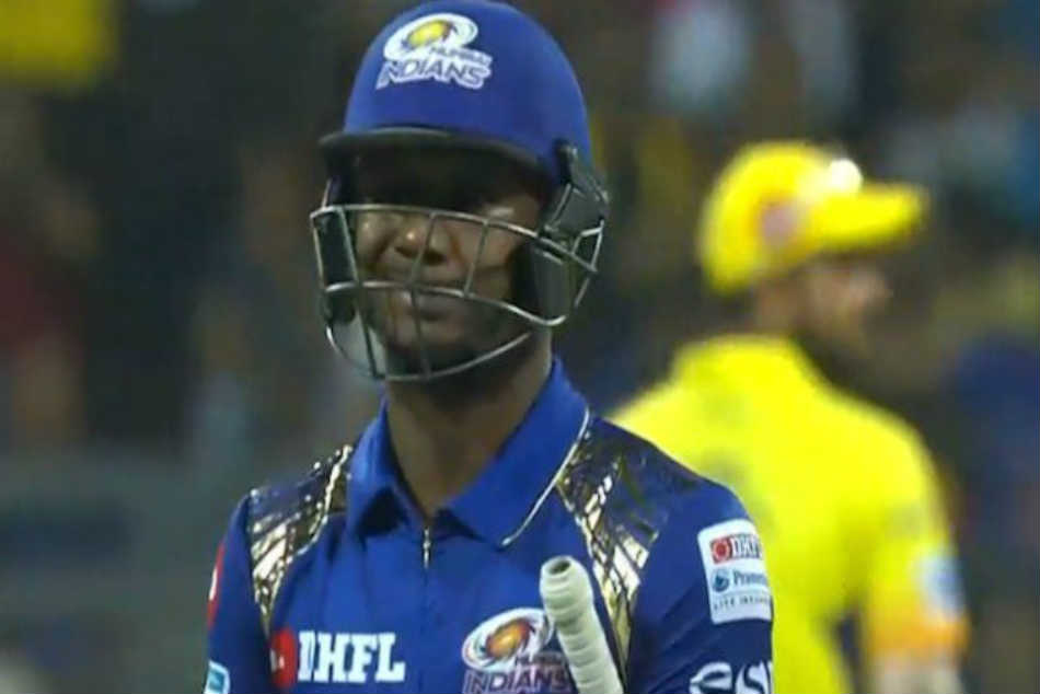 Drs Makes Its Mark Indian Premier League Opener Between Chennai Super Kings And Mumbai Indians