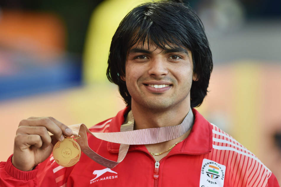 CWG 2018: Neeraj Chopra bags gold in javelin throw