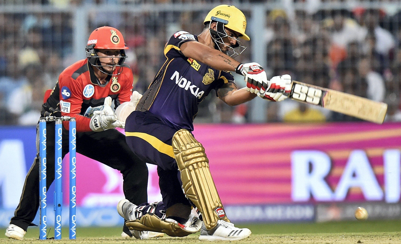 Ipl 2018 I Had Nothing Lose Luckily Got 2 Wickets Says Nitish Rana