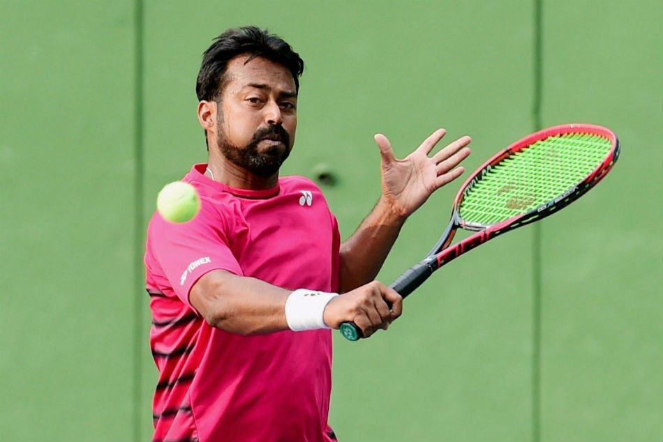 Paes Creates History Keeps India S Davis Cup Hopes Alive