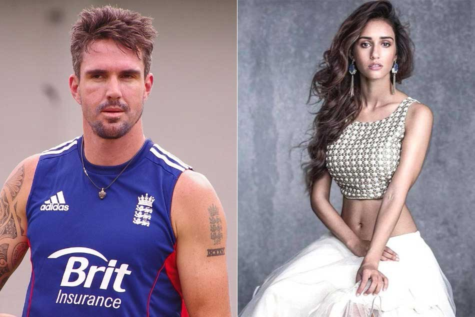 Kevin Pietersen responds to Disha Patani's latest social media update