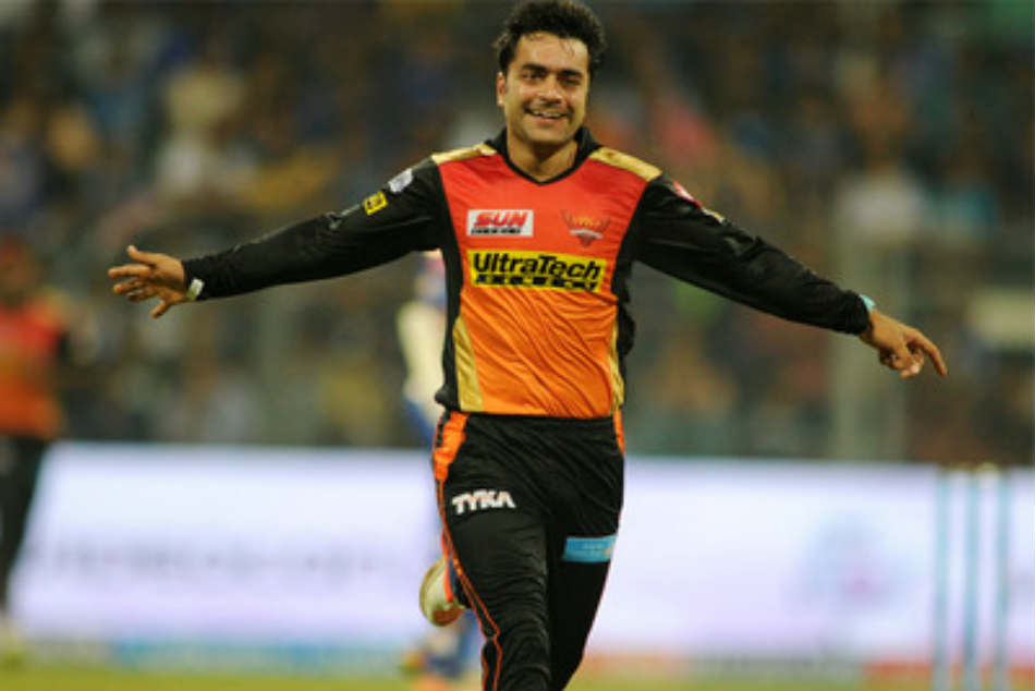 Rashid bowls 18 dots, joint-most by a spinner in IPL match