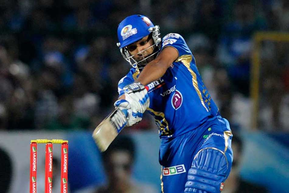 Rohit Sharma: Hitman At Wankhede Against Chennai Super Kings