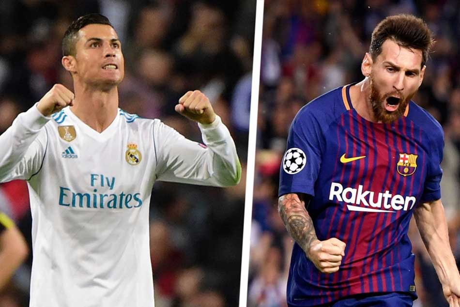 Cristiano Ronaldo vs Lionel Messi: Real Madrid and Barca fans will be shocked by this stat