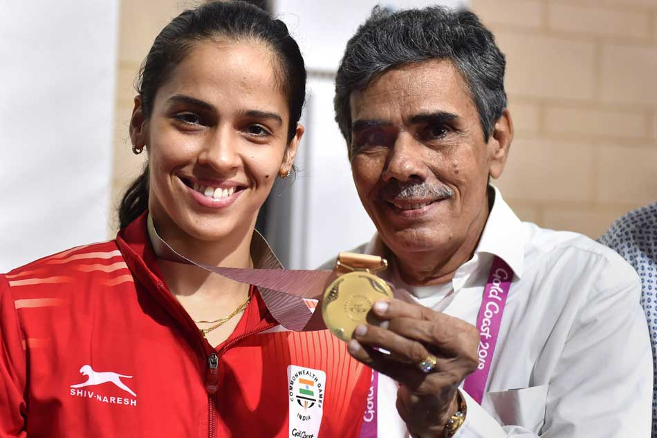 Exclusive I Never Lost Hope Just Kept Fighting Says Saina Nehwal On Cwg Gold